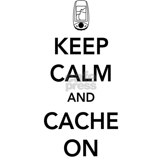 Keep and calm cache on
