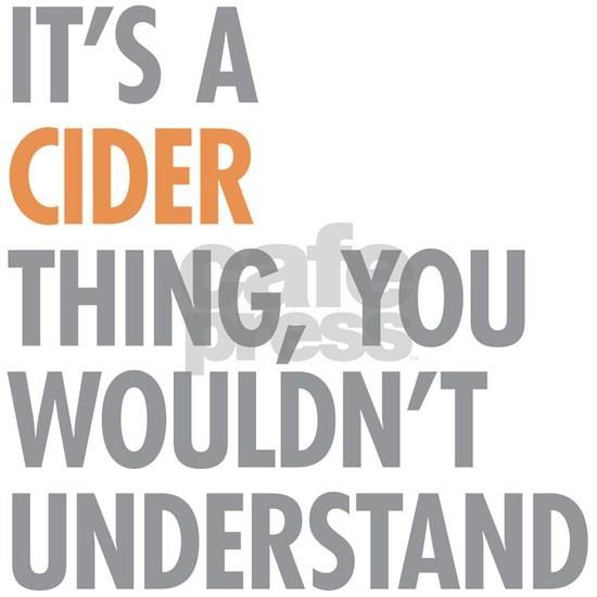 Cider Thing
