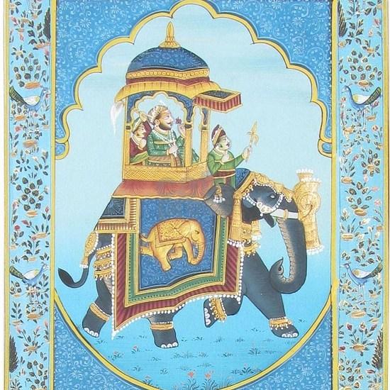 Royal Elephant Ride
