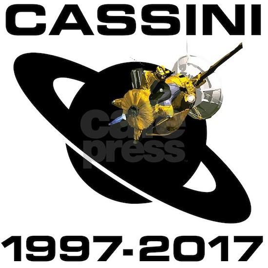 Cassini Saturn Spacecraft 1997-2017