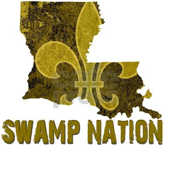Louisiana Swamp Nation