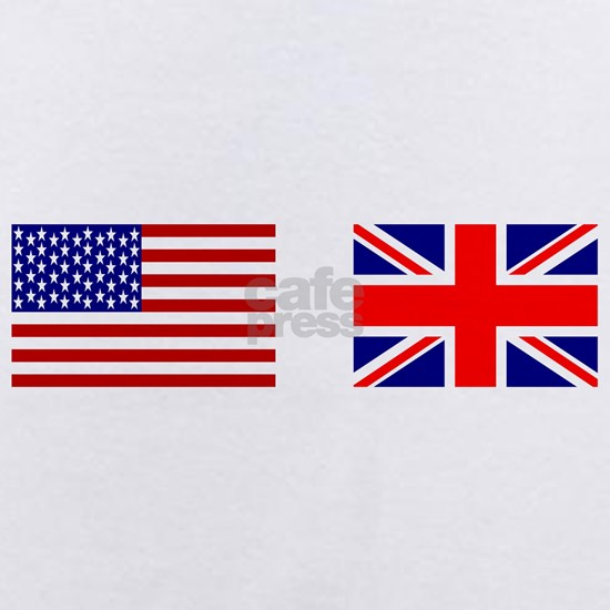 USA / UK Flags for White Stuff