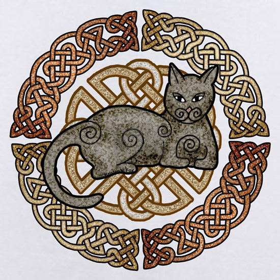 Celtic Cat