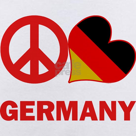 Peace Love Germany