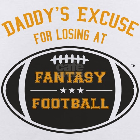 Fantasy Football - Black and Gold