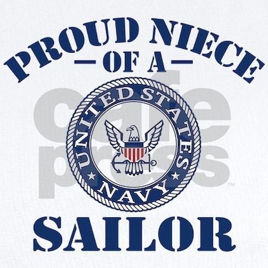 Proud Niece Of A US Navy Sailor