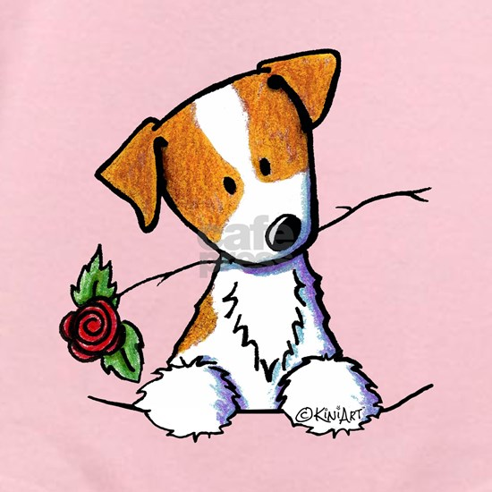 Pocket JRT With Rose