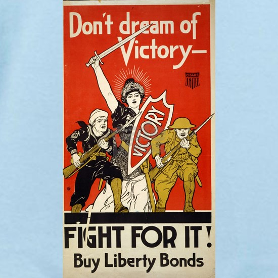 Dont Dream Of Victory Fight For It - United Cigar