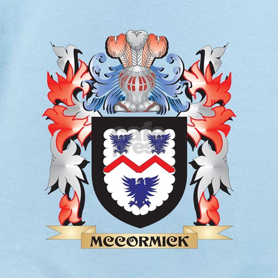 Mccormick Coat of Arms - Family Crest