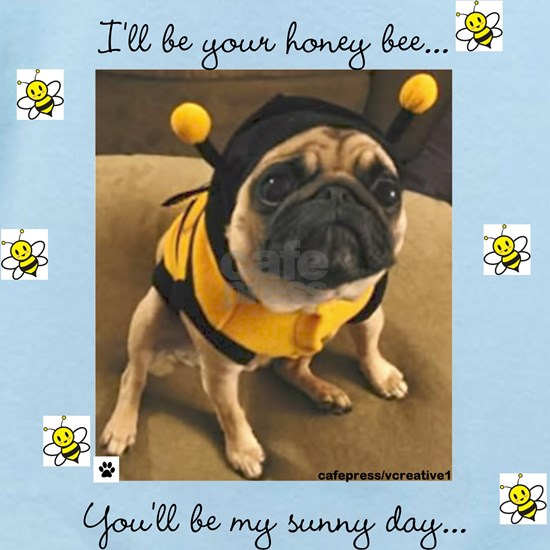 Honey Bee-Pug