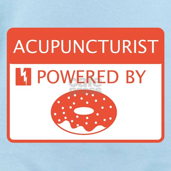 Acupuncturist powered by Doughnuts