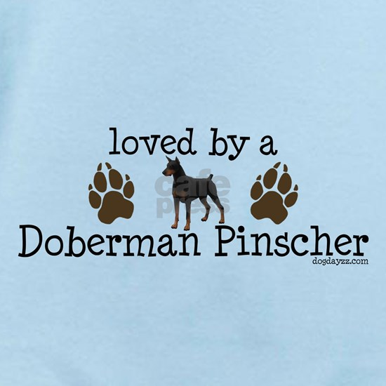 Loved By A Doberman Pinscher