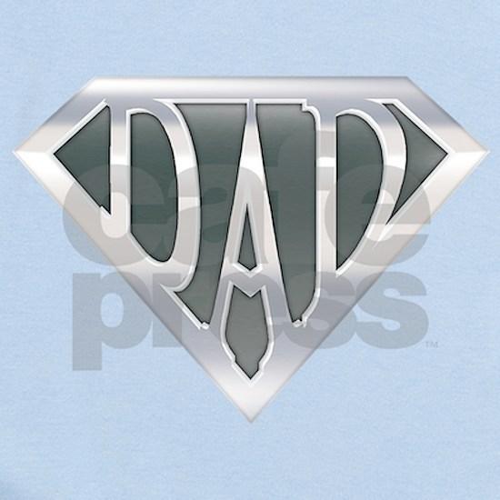 Super Dad in Chrome