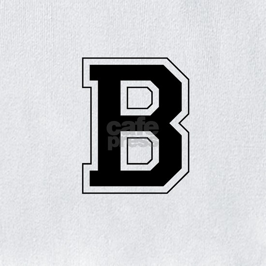 Collegiate Monogram B