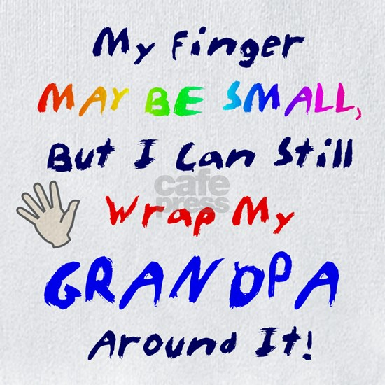 10x10 My Little Finger Grandpa