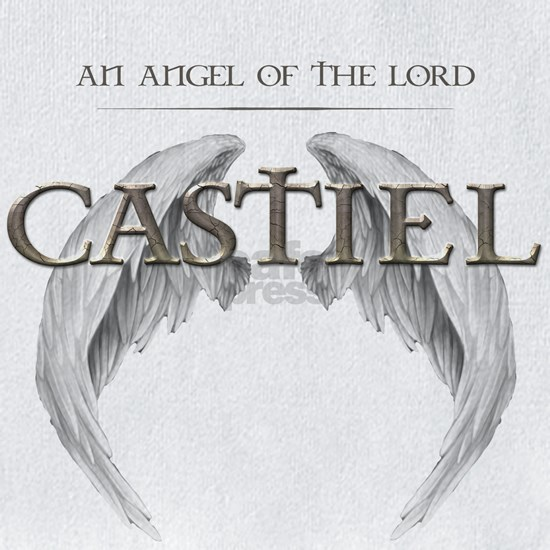 Supernatural CASTIEL Angel Wings