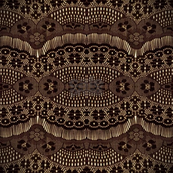 girly vintage brown  lace