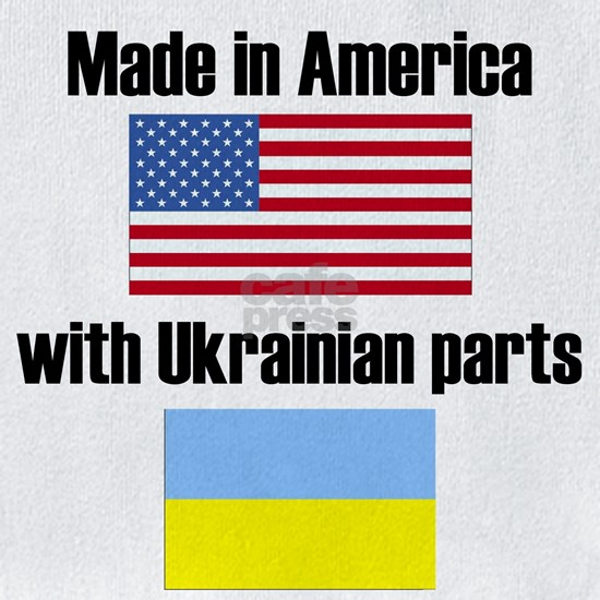 Made In America With Ukrainian Parts
