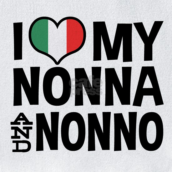I Love My Nonna and Nonno