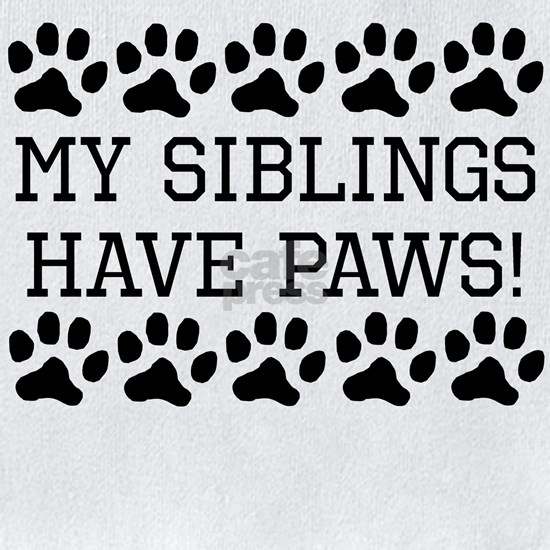My Siblings Have Paws