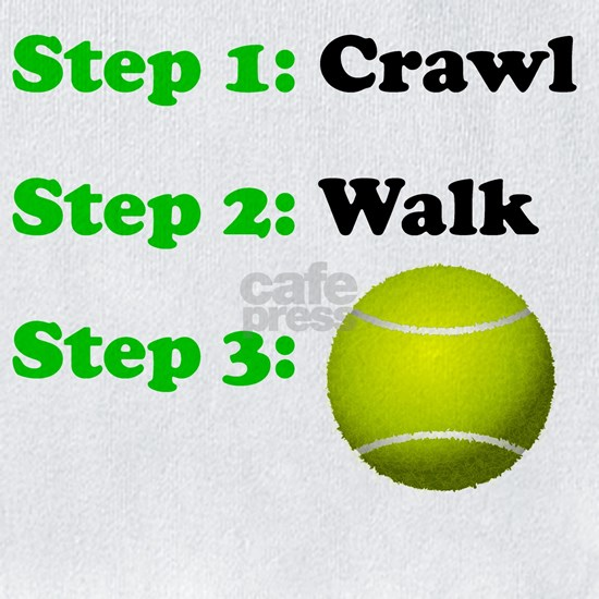 Crawl Walk Tennis