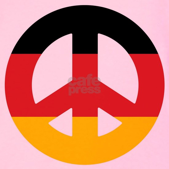 German Peace Sign