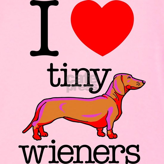 I Heart Tiny Wieners