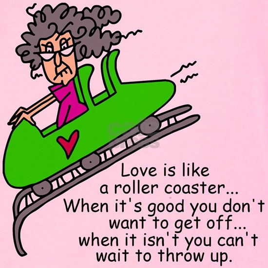Love is a Roller Coaster