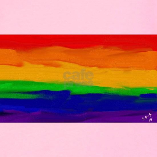 GAY PRIDE RAINBOW ART EQUAL RIGHTS EQUALITY MARRIA