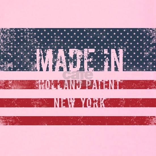 Made in Holland Patent, New York