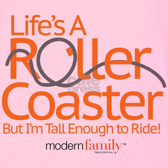 Modern Family Roller Coaster Light