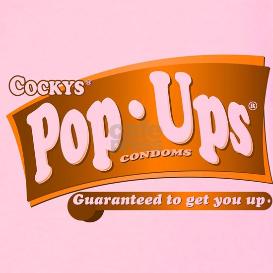 cockys pop ups orange