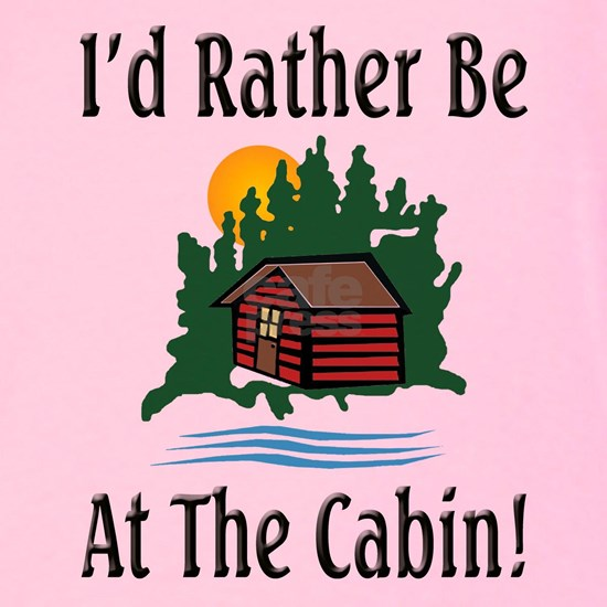 At The Cabin copy