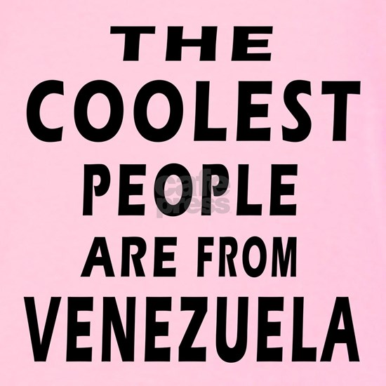 The Coolest People Are From Venezuela