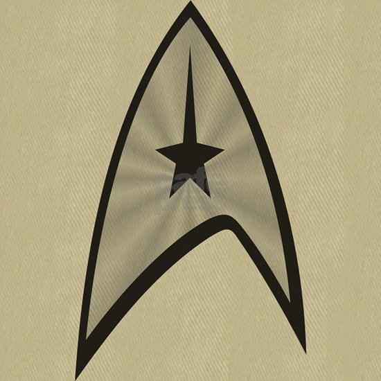 STARTREK UNIFORM GOLD