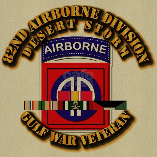 T-Shirt - Army - 82nd Airborne Division w DS SVC