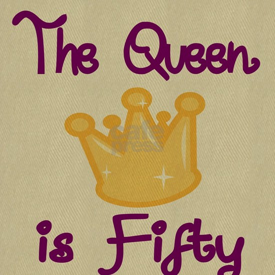 THE QUEEN IS FIFTY 4