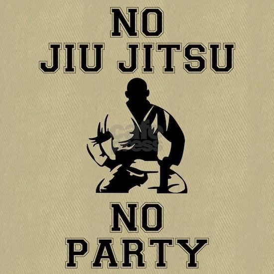 NO JIU JITSU NO PARTY
