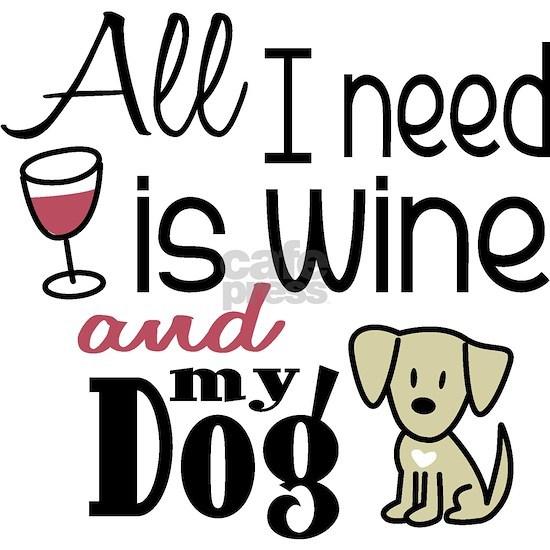 Wine & Dog