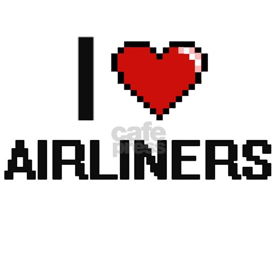 I Love Airliners Digitial Design