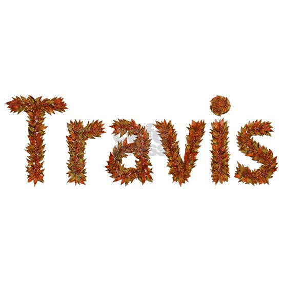 Travis Fall Leaves