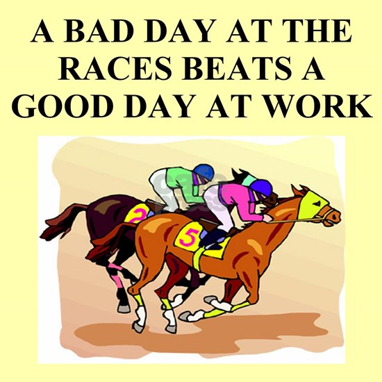 funny jokes sports horse racing