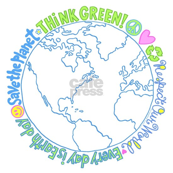 Think Green World