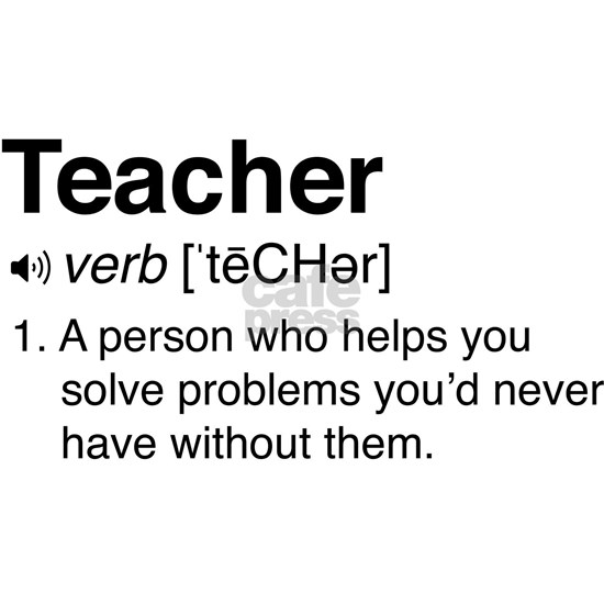 Teacher Definition