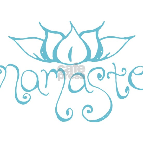 Namaste Lotus Flower