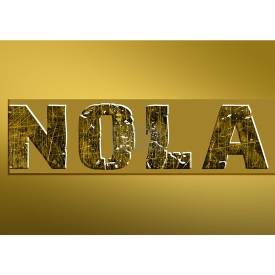 NOLA BLACK AND GOLD 4