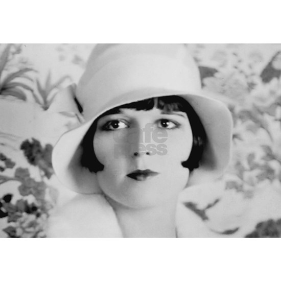 louise brooks silent movie star