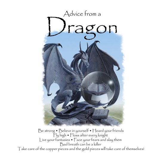 Advice from a Dragon