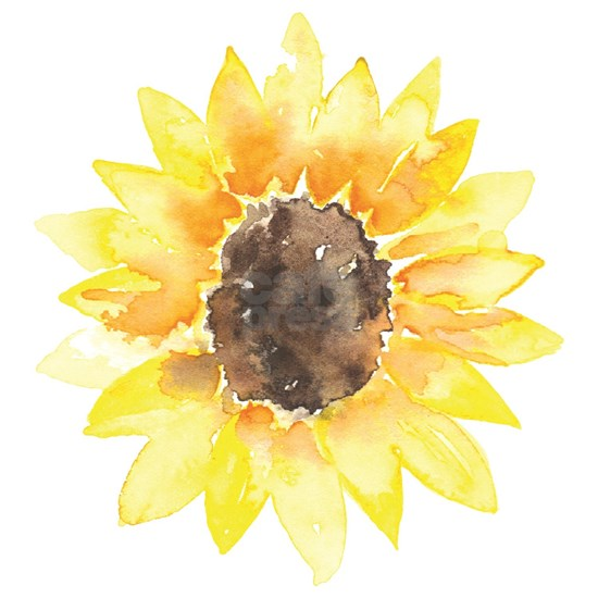 Cute Yellow Sunflower