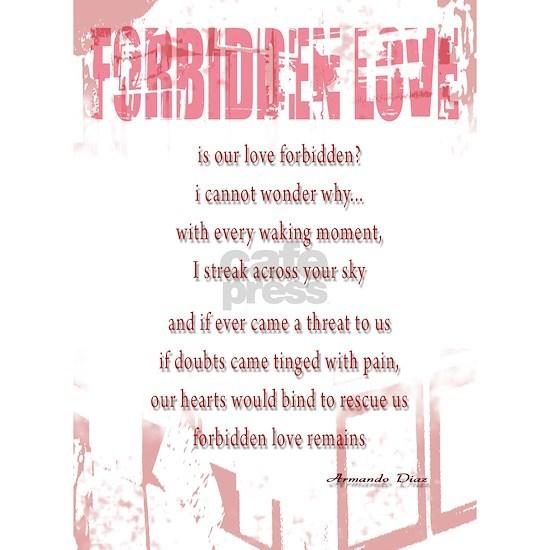 Forbidden Love INSIDE Armando Diaz 7.5x5
